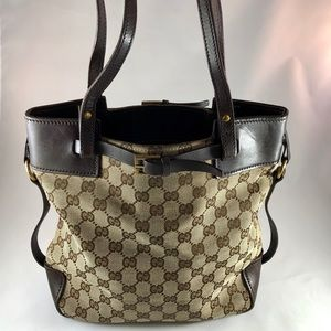 40fc27aa2bd7 Gucci GUCCI tote bag GG CanVas